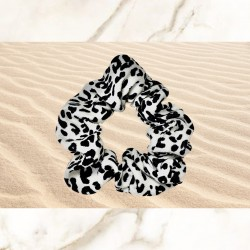 Panther Scrunchie