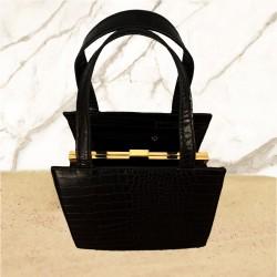 Golden Clip Bag