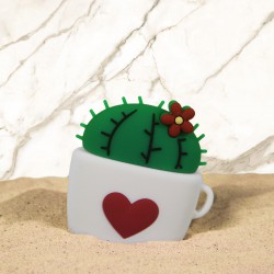 Airpods Case Cactus