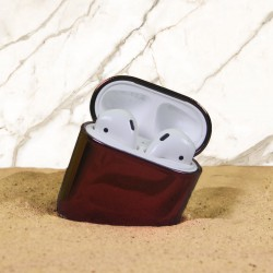 Airpods Case Metallic Red